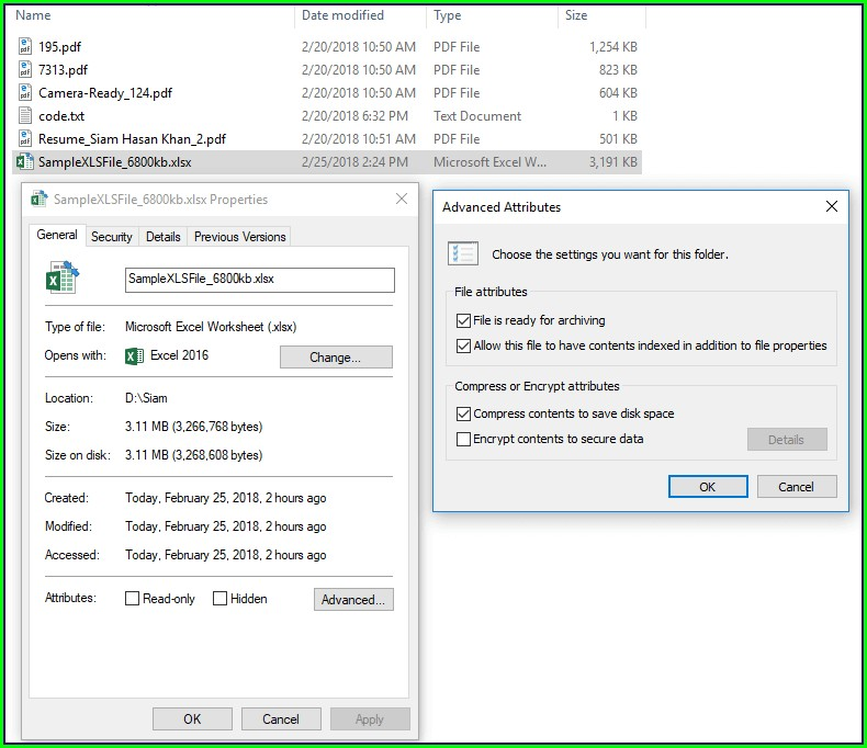 How To Compress Excel Macro File Size