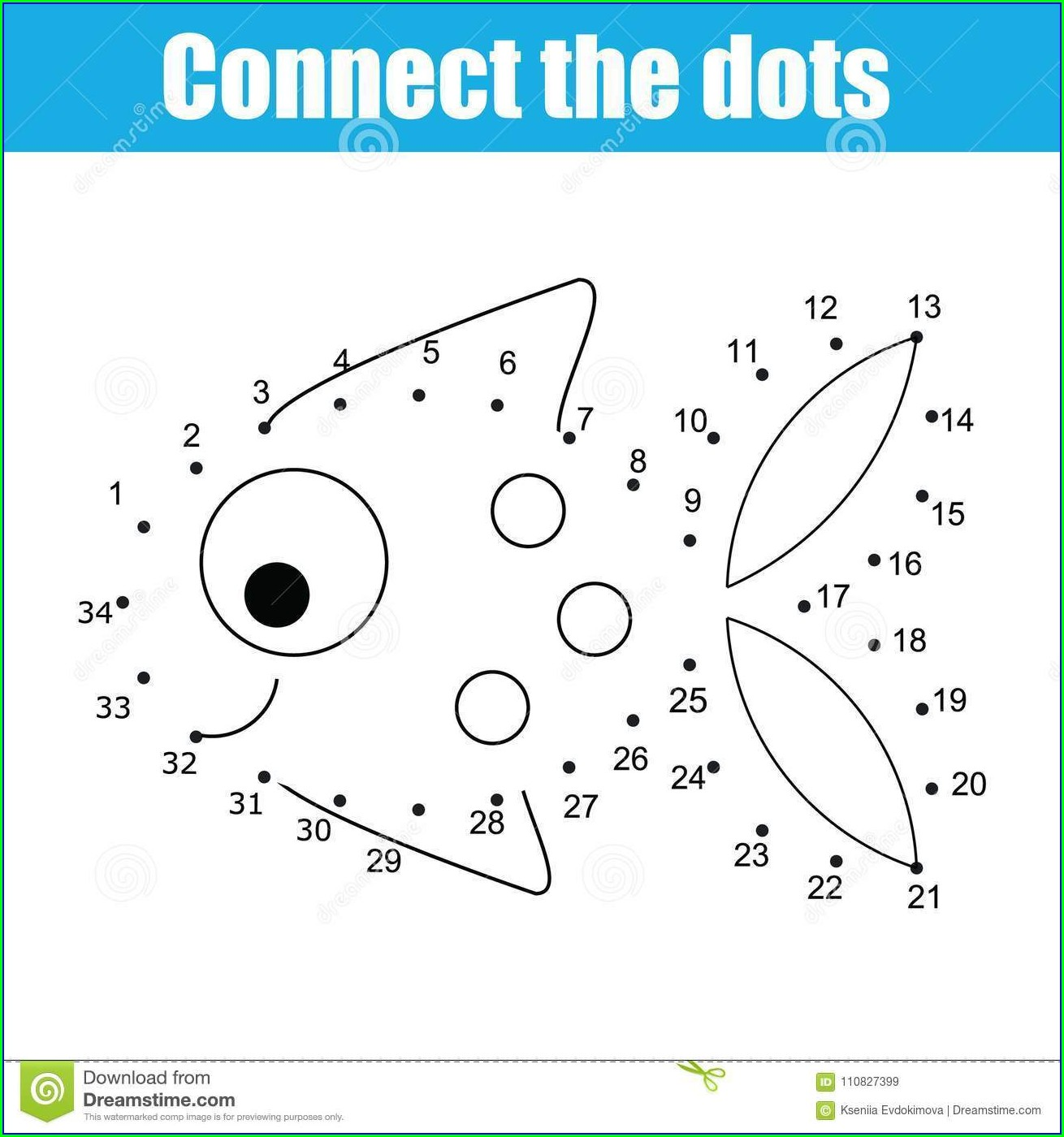 Number 18 Worksheet For Kindergarten