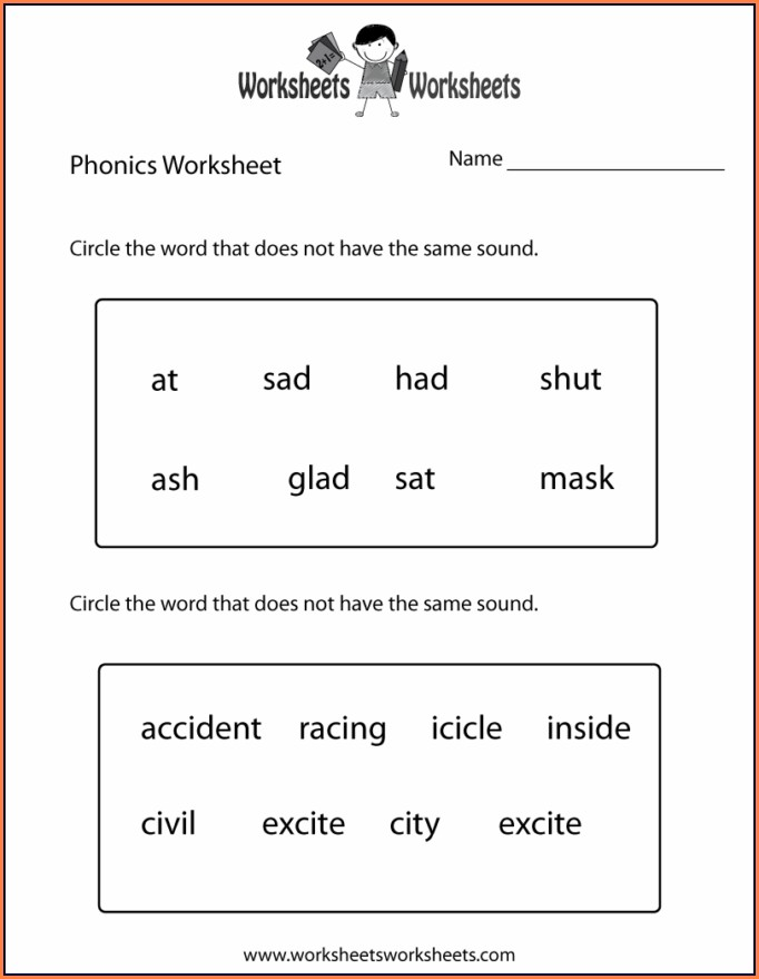 Numbers Worksheets For First Grade