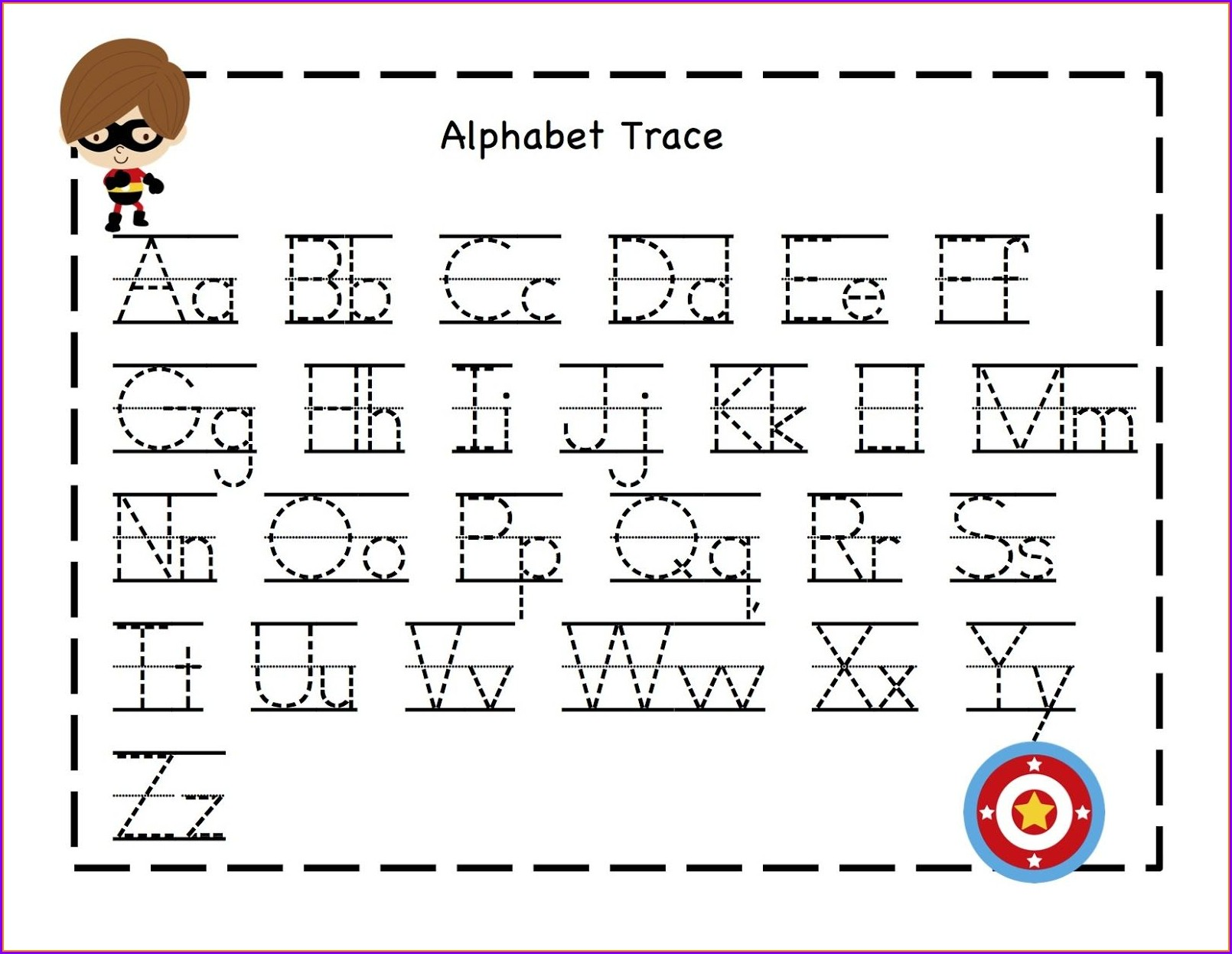 Preschool Printable Resources Uk