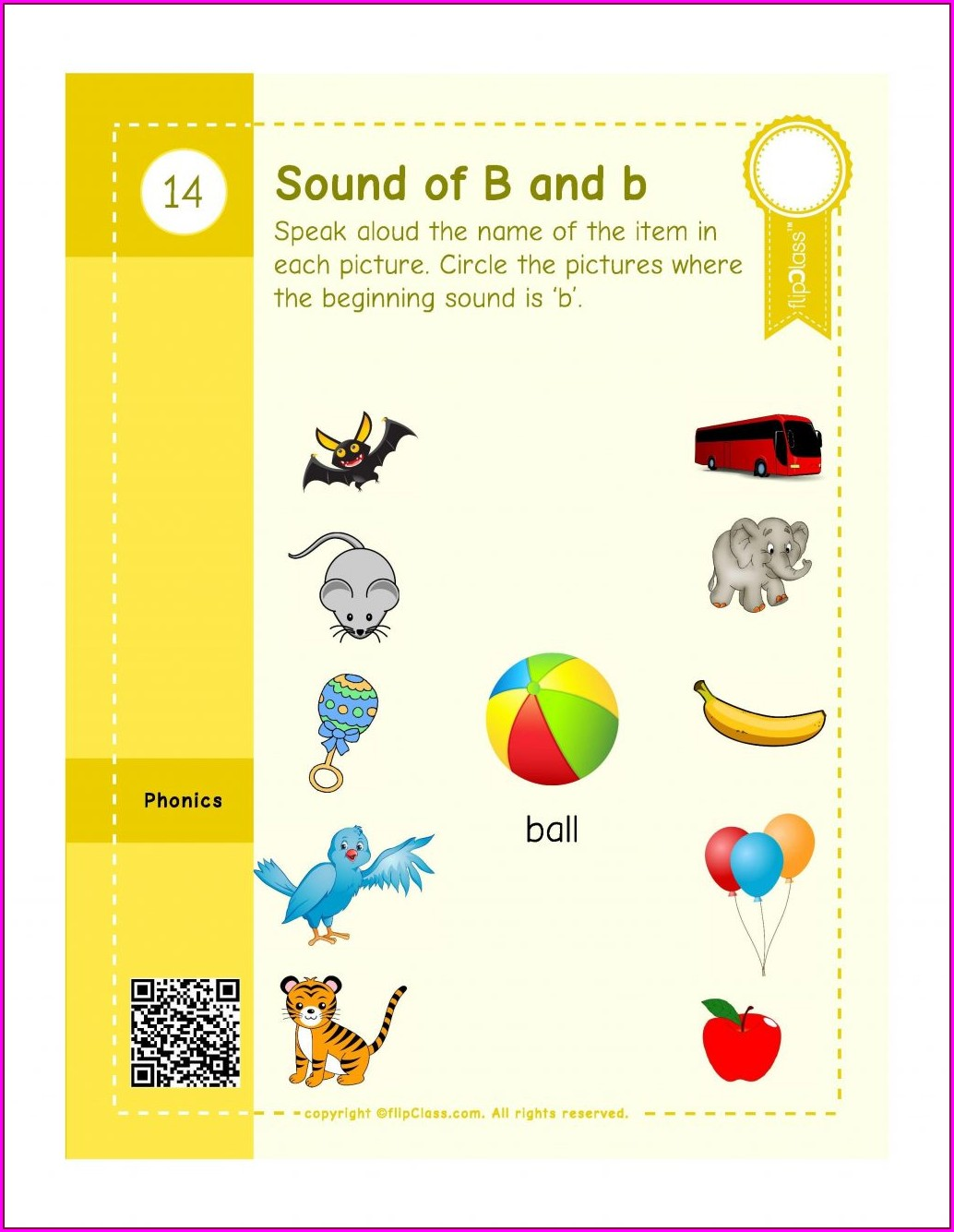 Printable Maths Worksheet For Kindergarten