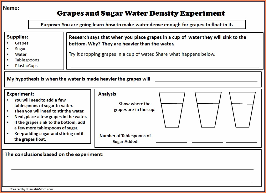 Scientific Method Mm Worksheet