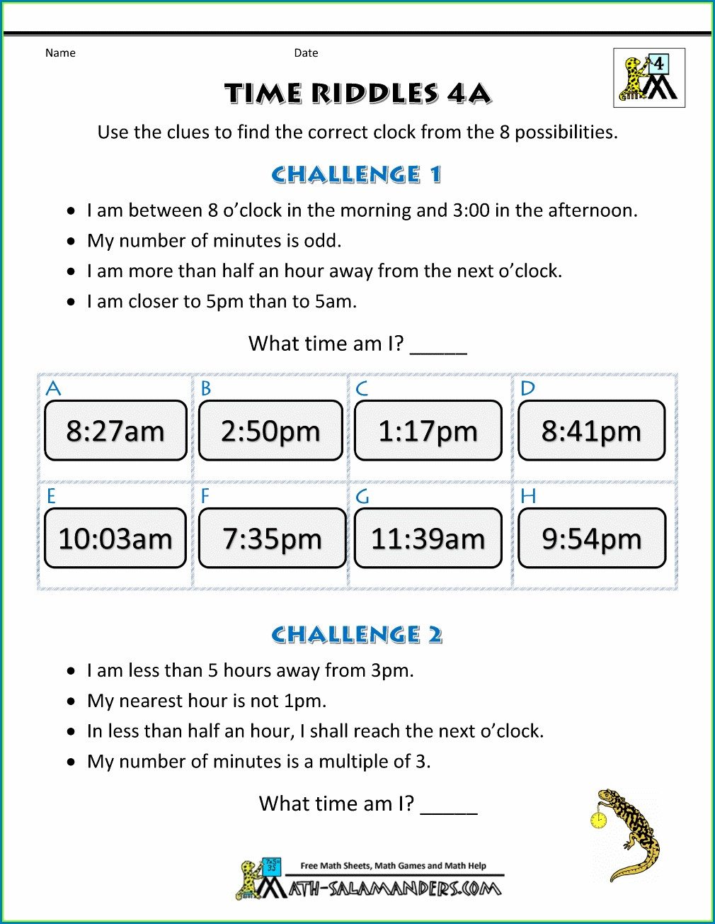 Time Word Problems Ks1 Worksheet