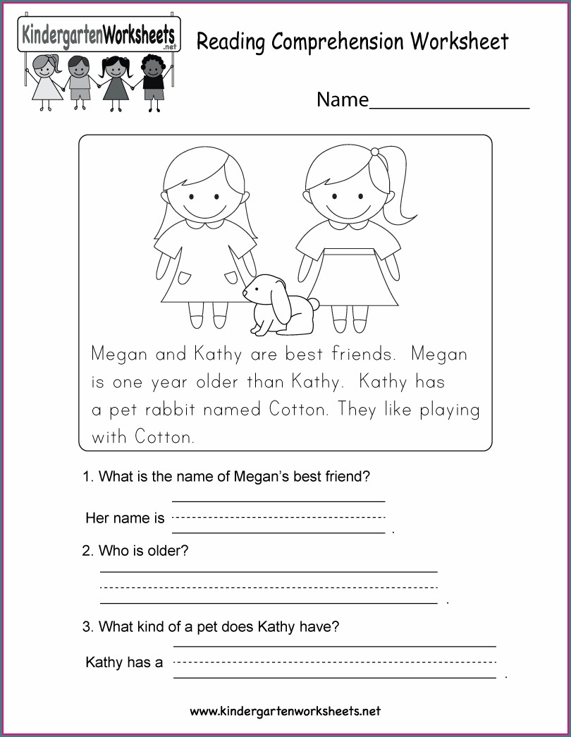 Worksheet English For Kids Pdf