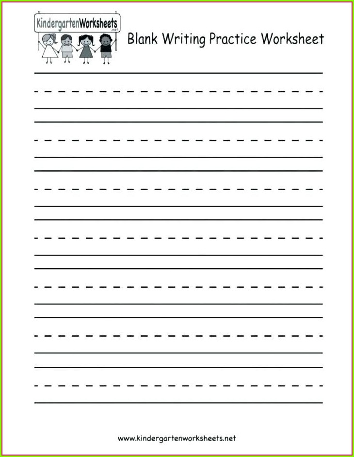 1st Grade Handwriting Worksheets Pdf