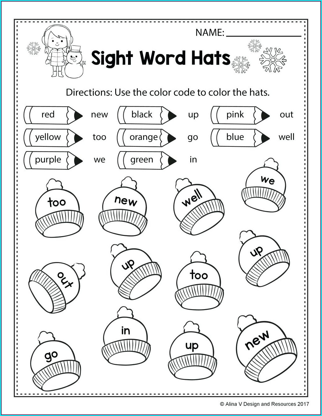 2nd Grade Esl Worksheets For Kids