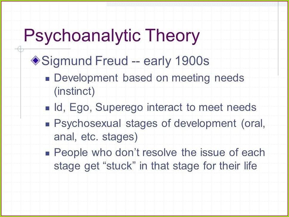 Child Development Theorists Video Worksheet