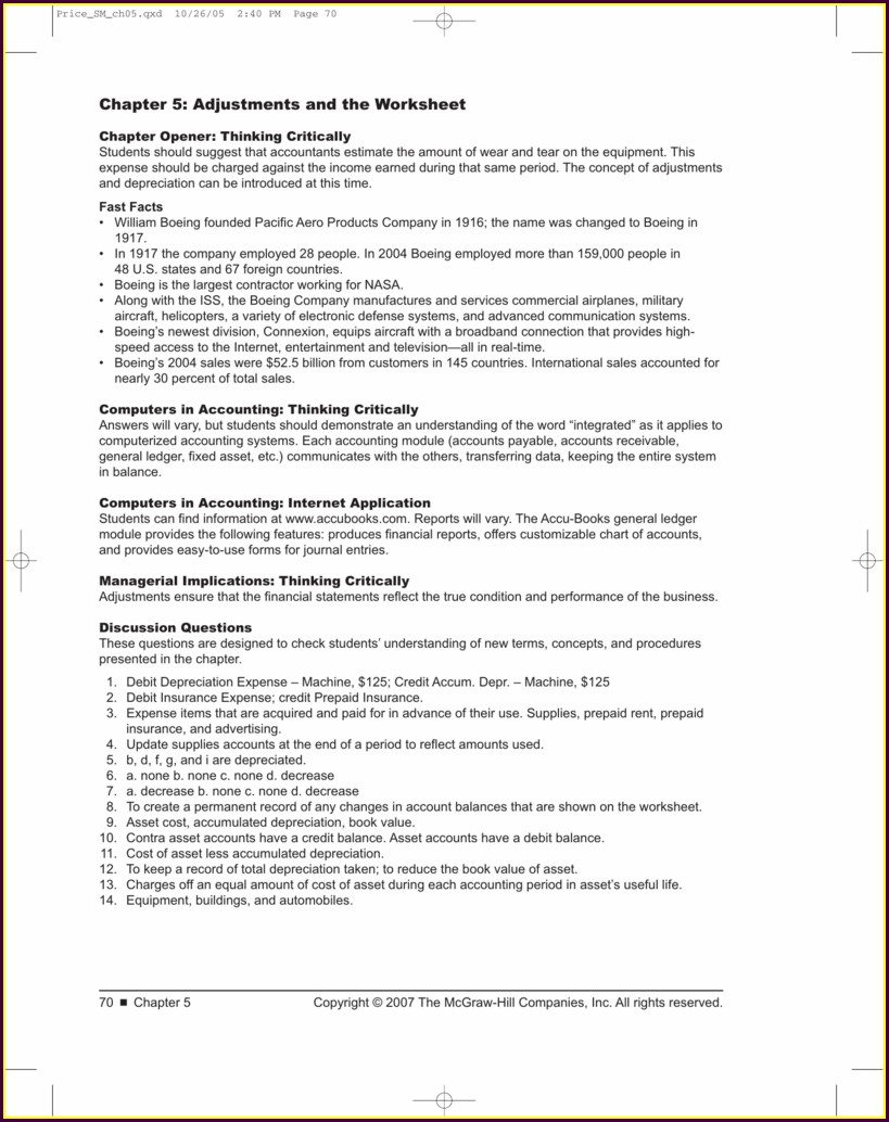 Earned Income Credit Worksheet 2007