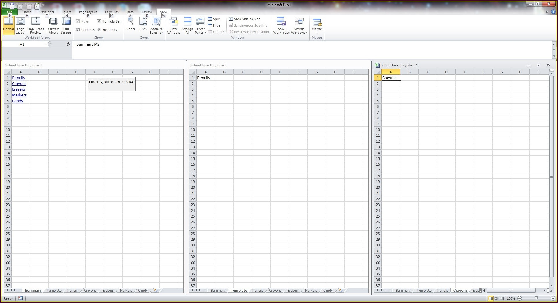 Excel Macro Copy Sheet Rename