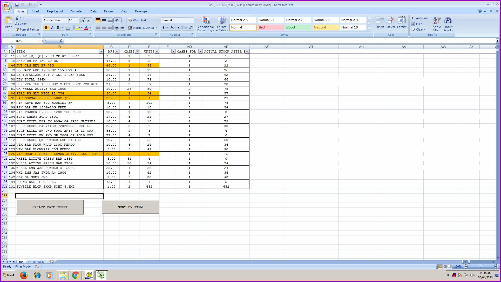 Excel Vba Worksheetfunction Subtotal