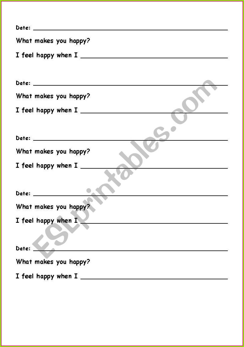 Grade 1 English Writing Worksheets