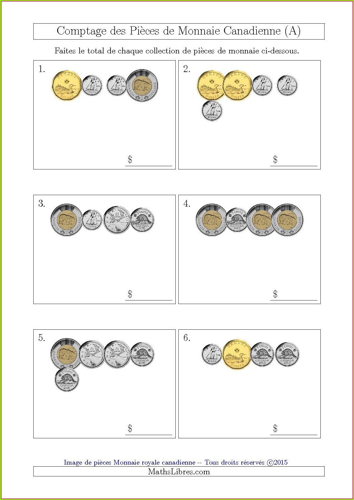 Math Worksheet For Grade 2 Addition