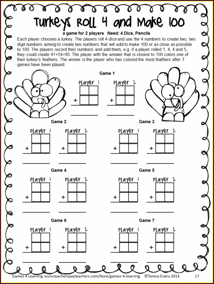 Printable Word Search For Third Graders
