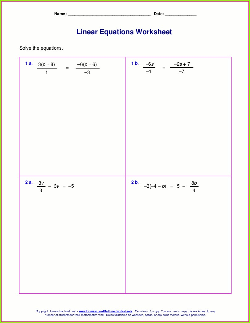 Sixth Grade 6th Grade Inequalities Worksheet