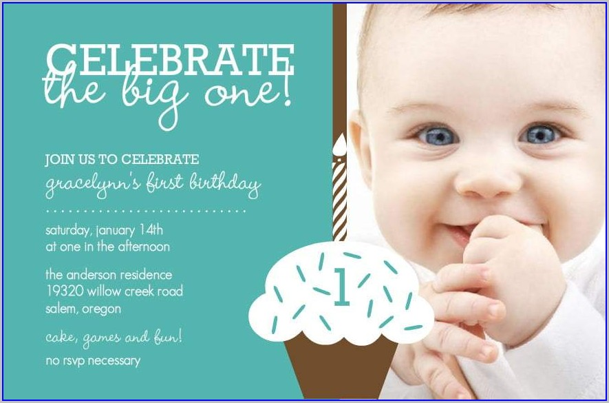 1st Birthday Invitation Card For Baby Boy In Tamil