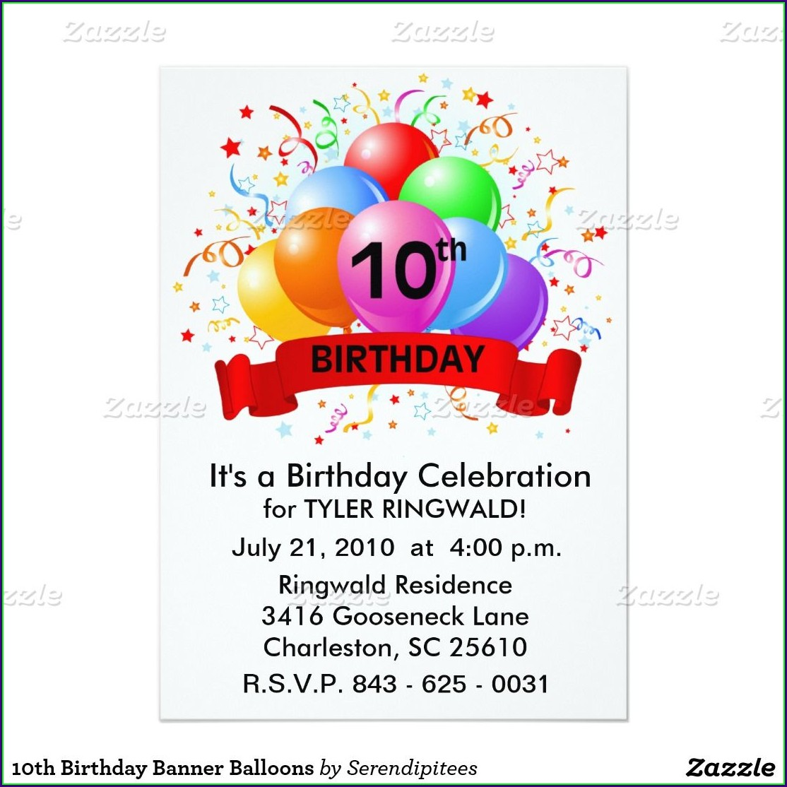 Cheap Birthday Invitations Australia