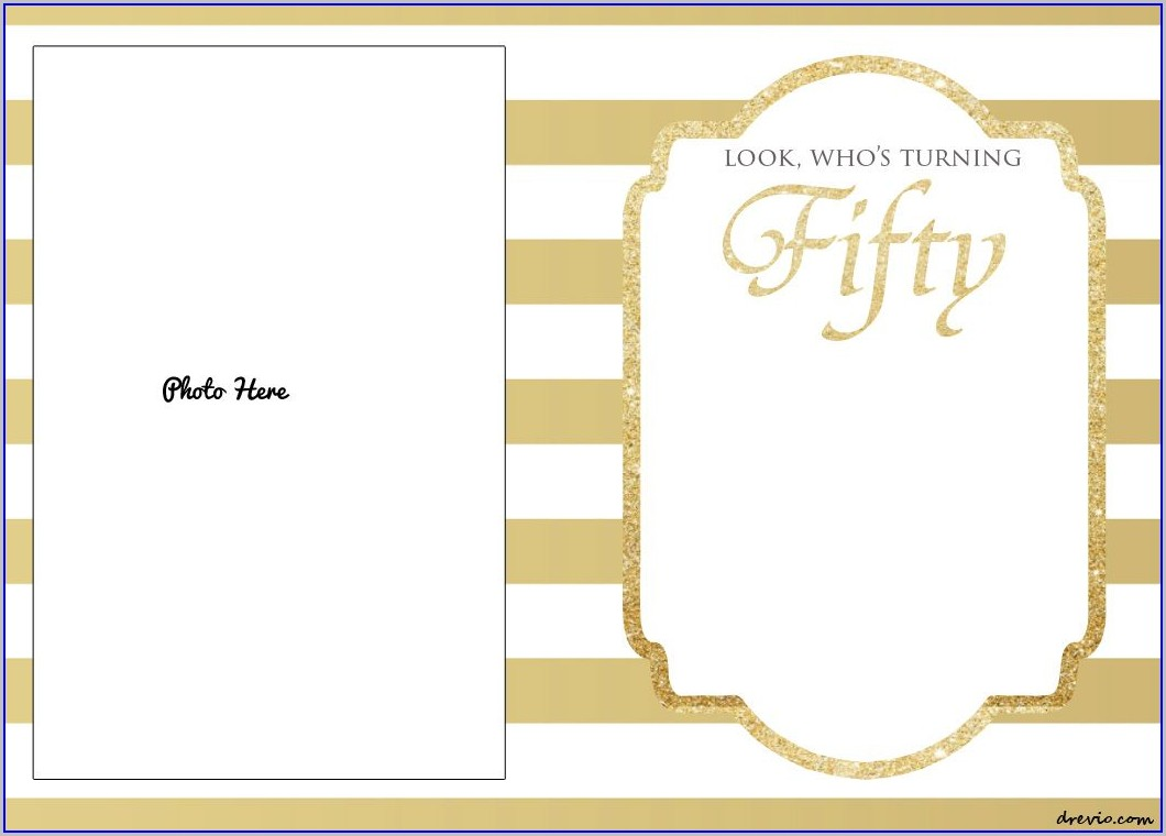 Downloadable Free Birthday Invitation Templates
