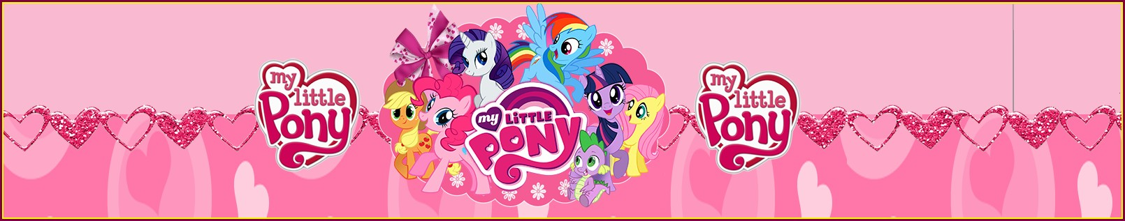 My Little Pony Birthday Invitations Online