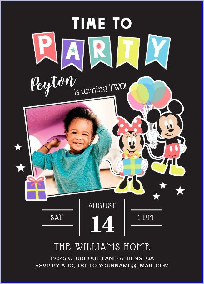 Template 30th Birthday Invitations For Him