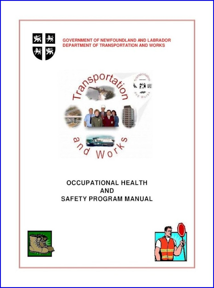 Workplace Health And Safety Inspection Checklist