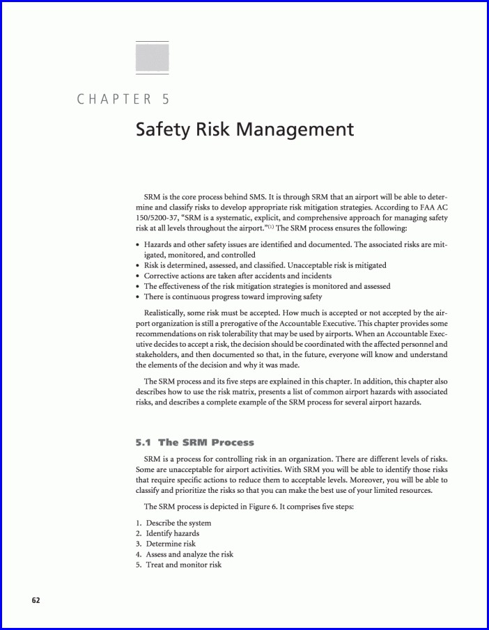 Workplace Safety Manual Template