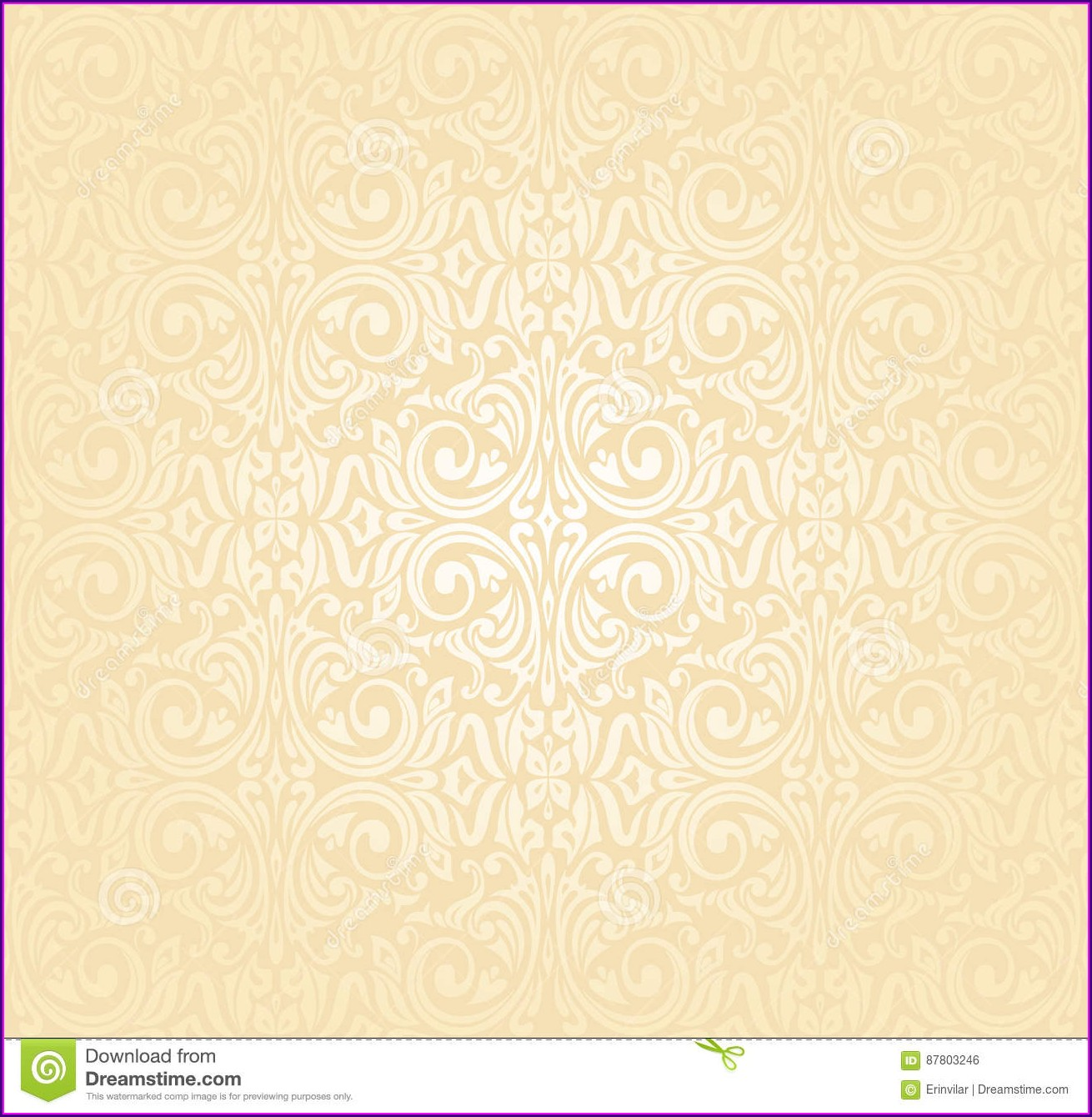 Design Vector Wedding Invitation Background