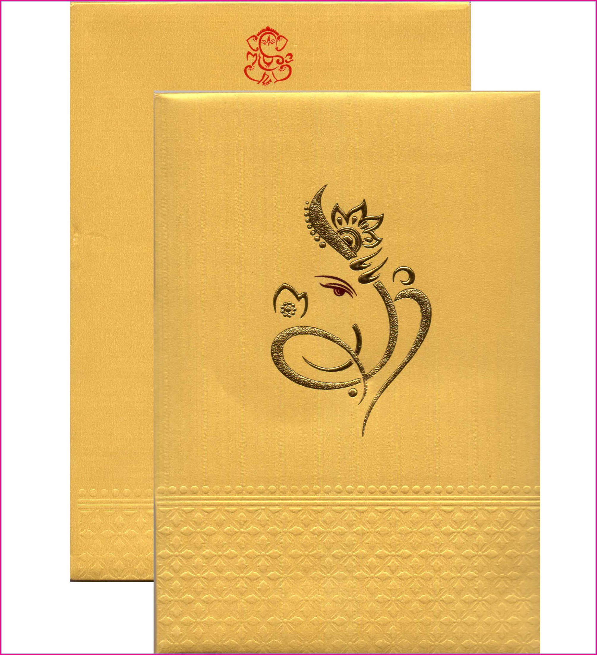 Free Hindu Wedding Invitation Templates For Word