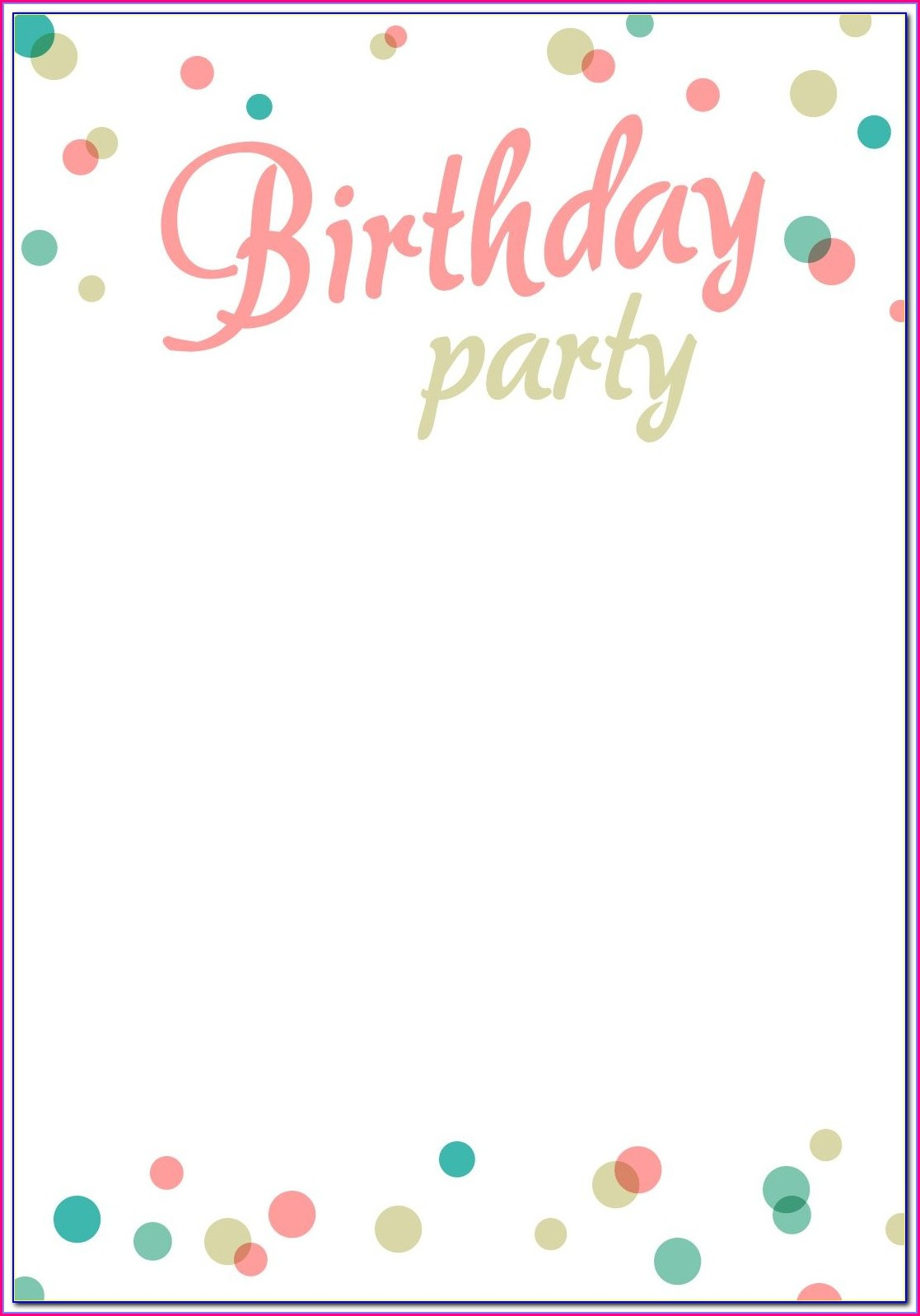 Free Printable Doc Mcstuffins Invitations Template