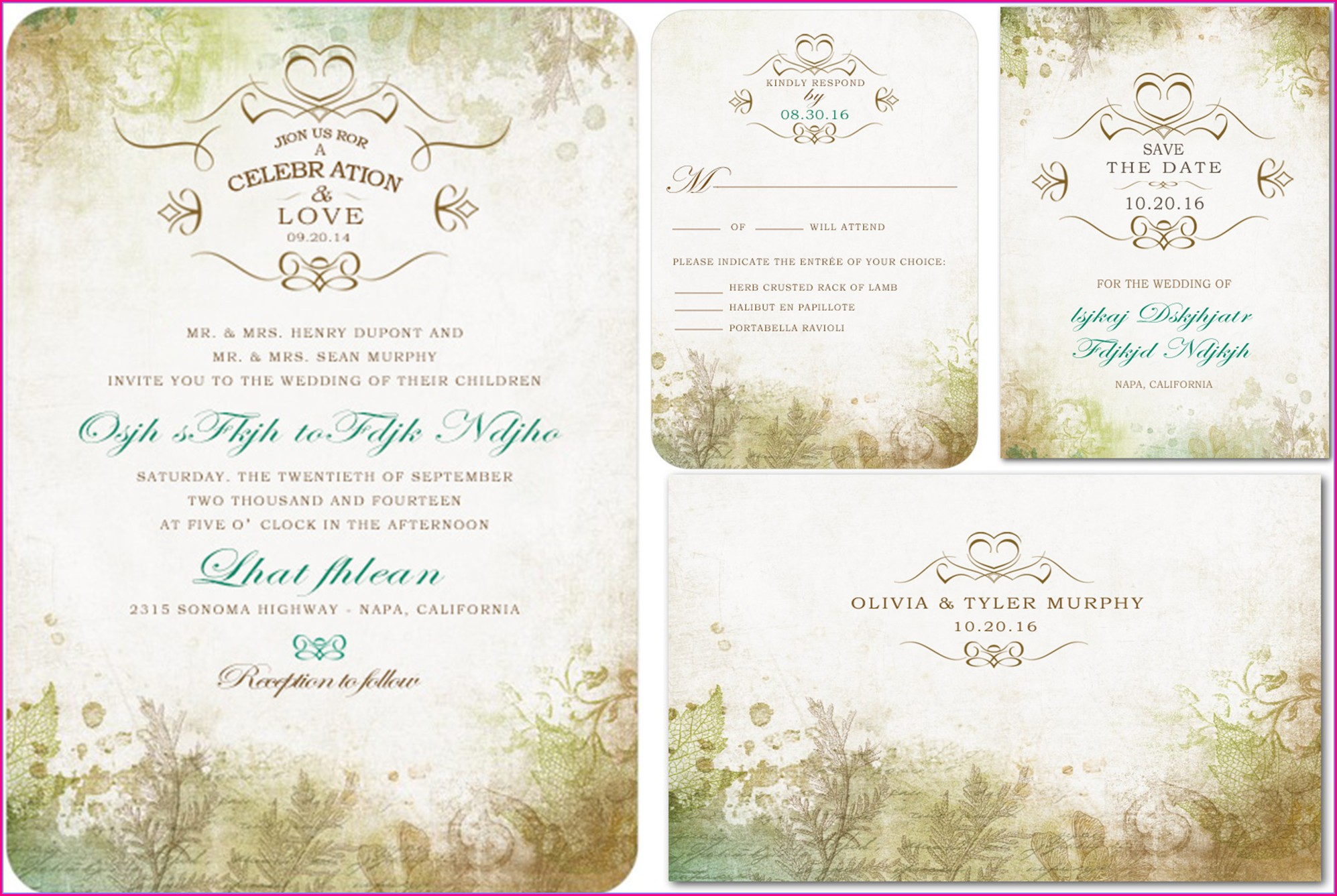 Gay Wedding Invitation Wording