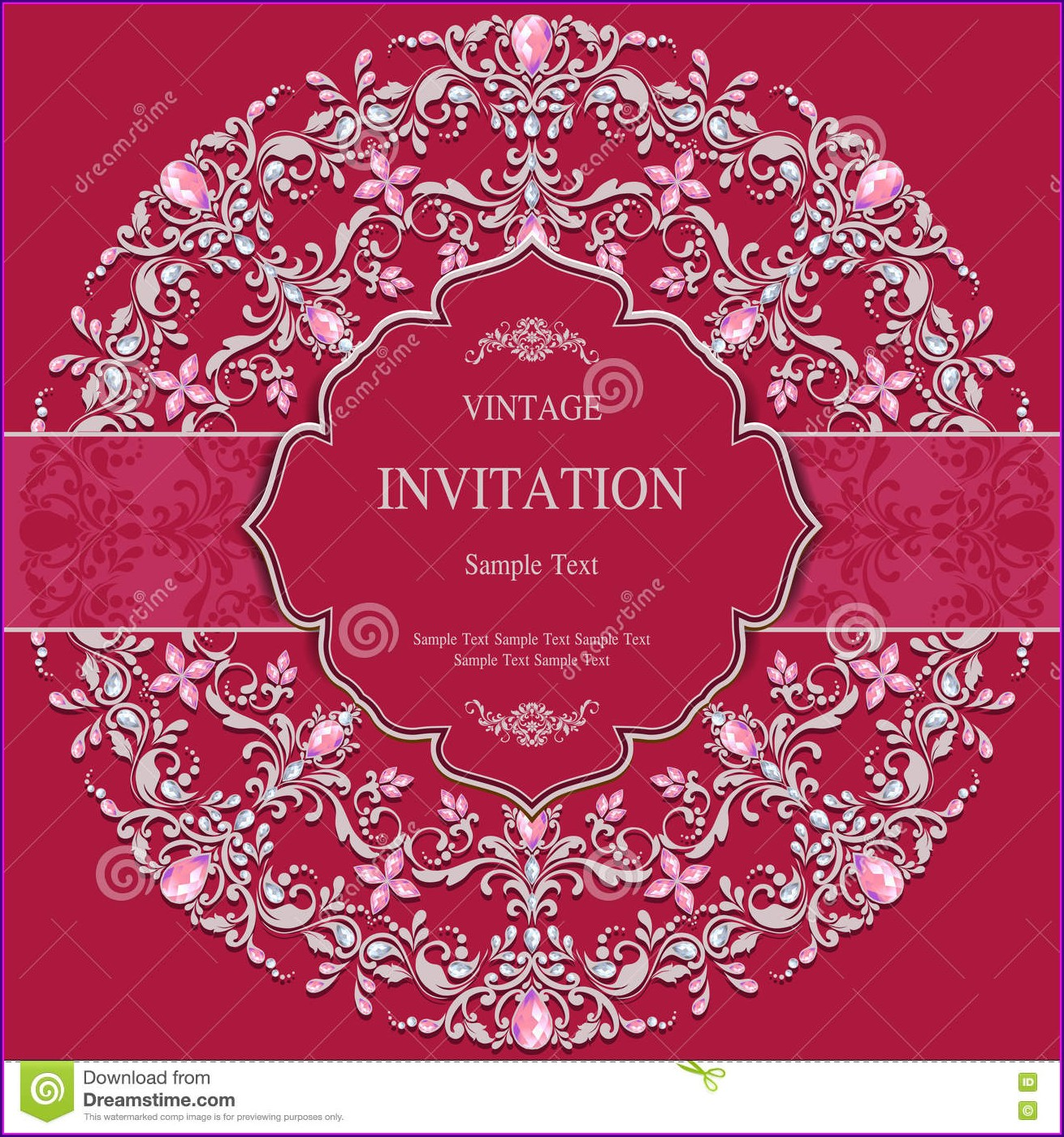Invitation Cards Background Designs Free Download