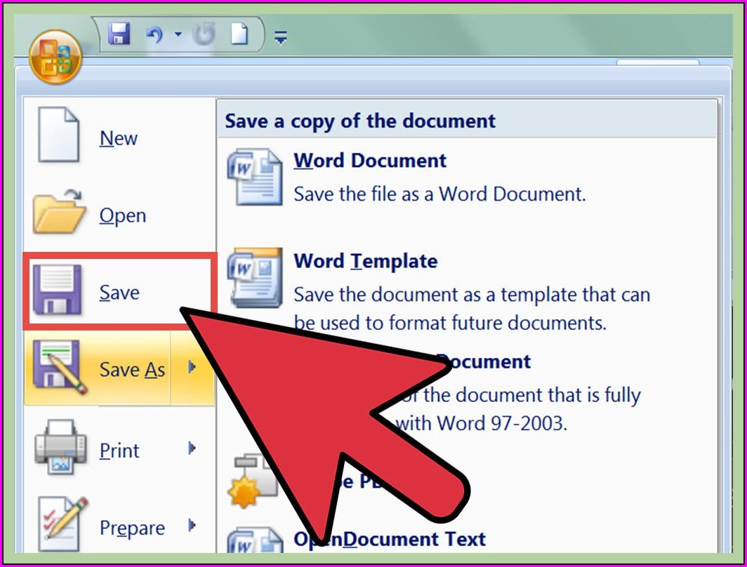 Microsoft Word 2007 Newsletter Templates Free
