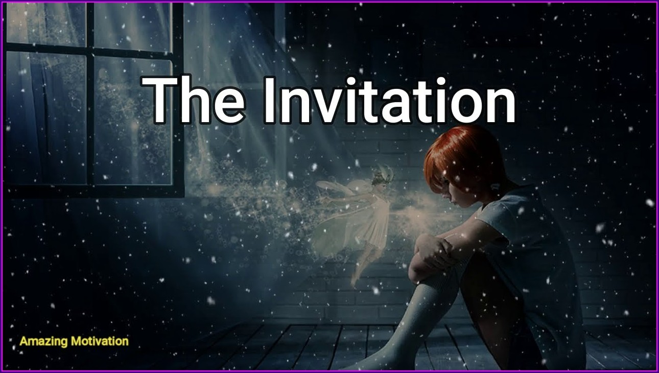 The Invitation By Oriah Poem