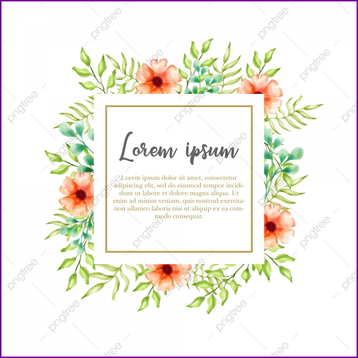 Vector Wedding Invitation Background Png