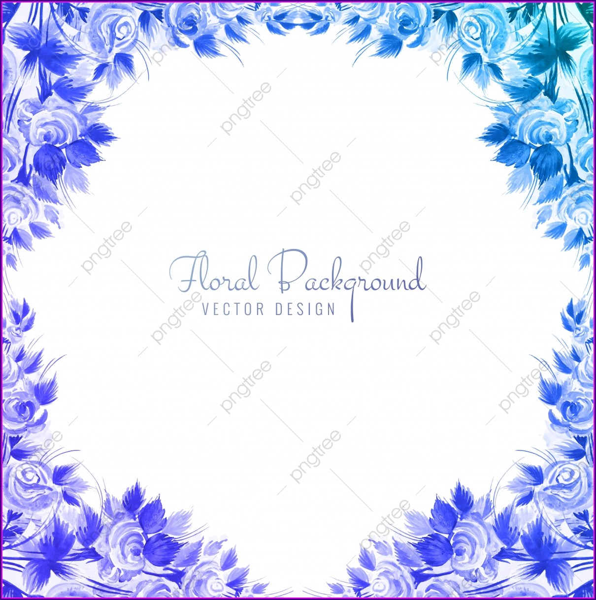 Vector Wedding Invitation Card Background Png