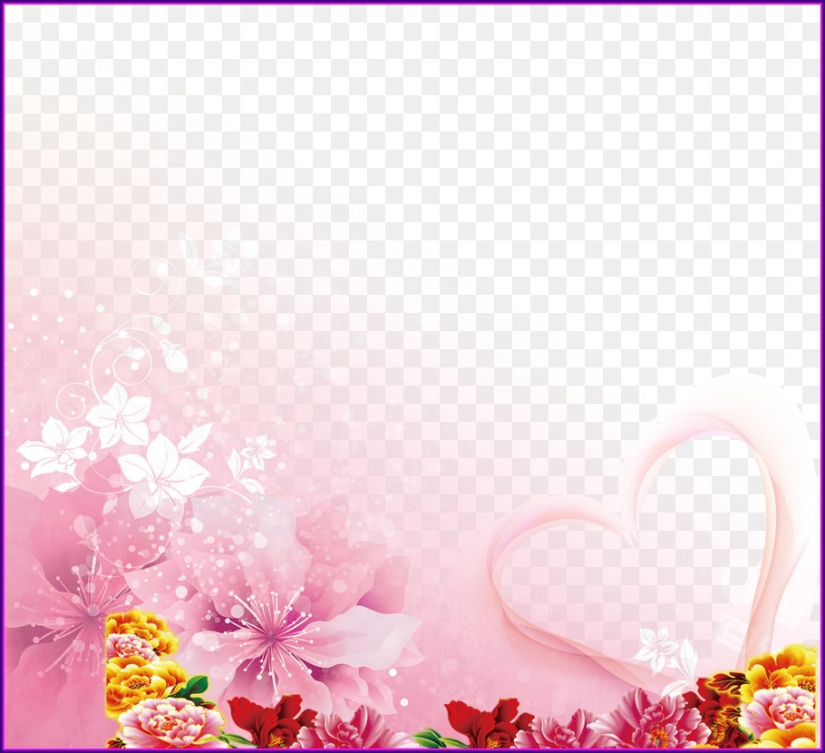 Wedding Invitation Background Png Hd