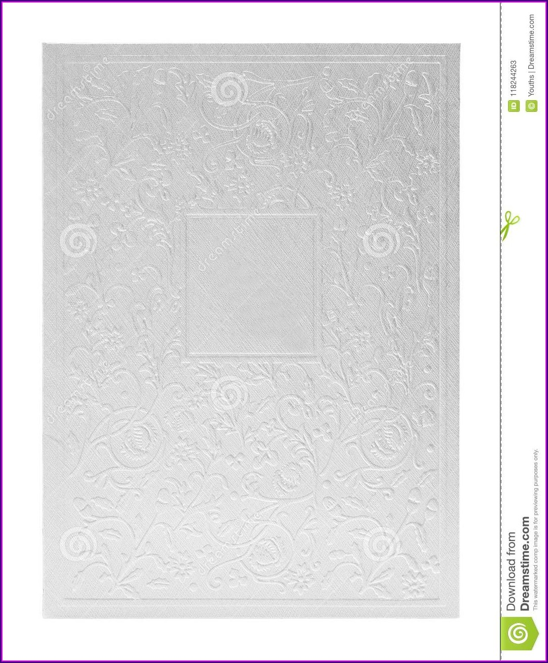 Wedding Invitation Card Background Texture